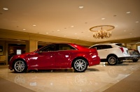 Dimmitt Cadillac Showroom Floor