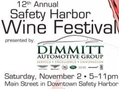 Safety Harbor Wine Festival