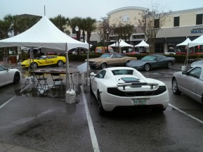 Cars for the Cure 2014